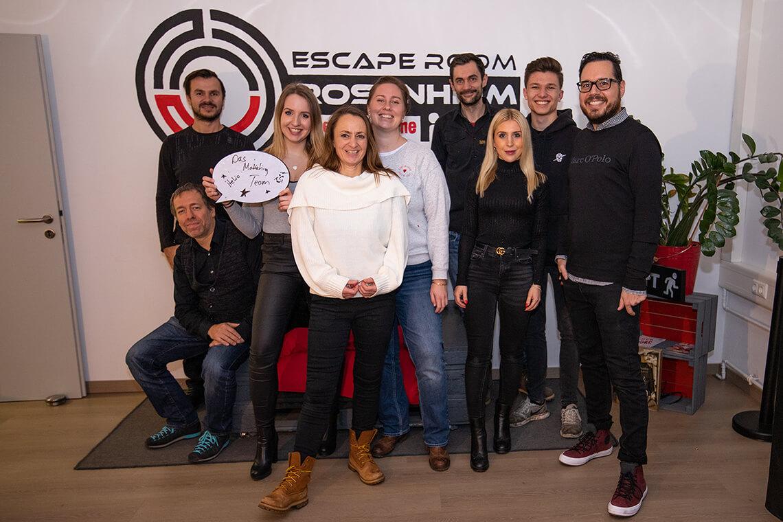 Weihnachtsfeier Marketing EscapeRoom